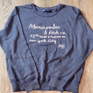 Abercrombie and Fitch Women's Crewneck